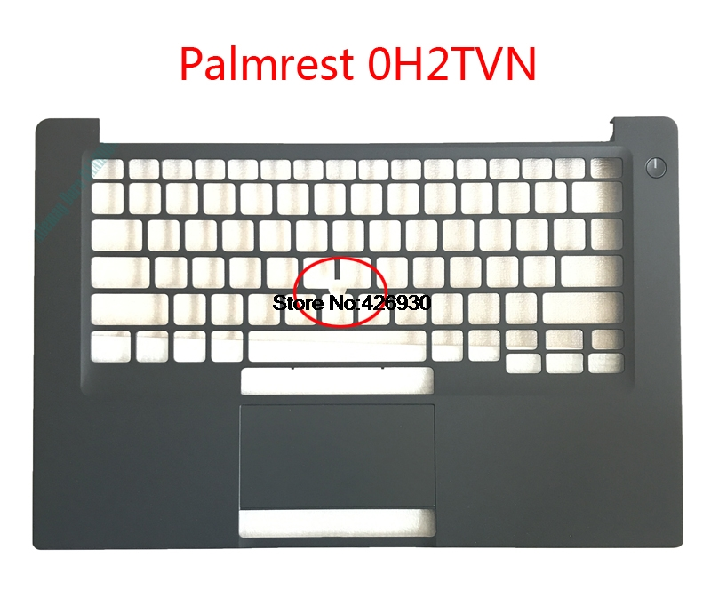 Laptop Palmrest for DELL Latitude 7480 E7480 P73G 0NG6TJ NG6TJ 0HCW23 HCW23 Pointing with touchpad Upper case New and Original