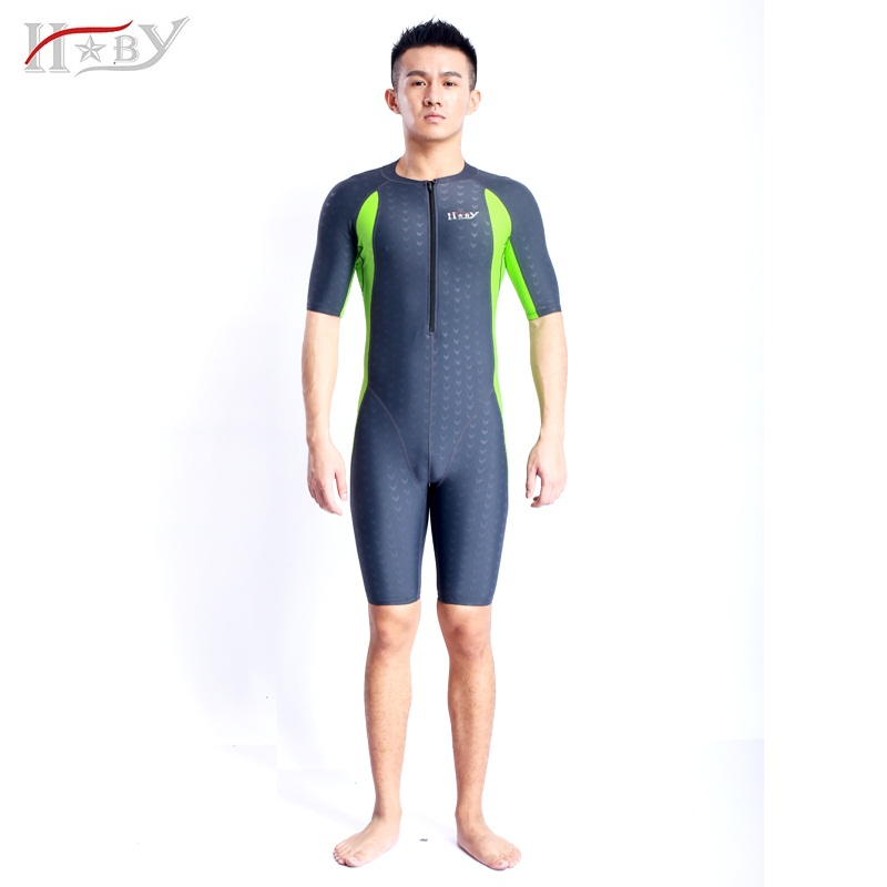 HXBY swimsuit competition swimsuits knee length male swimwear women arena swimming competitive plus size racing suit shark 2016 yingfa competitive swimming kids swimwear hxby competition swimsuits training swimsuit swim suit women girls racing plus size