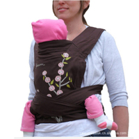 WENDYWU 2017 hot Sale MEITAI Baby Carrier Carry baby Sling pattern design activity&gear Infant Braces Backpack Wrap Strap