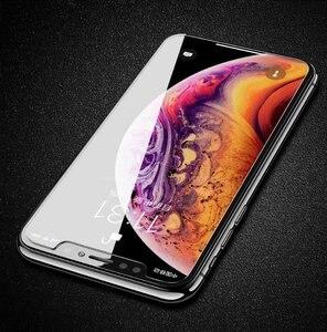Image 5 - 9H Gehärtetem Glas Für iPhone XS Max XR X 11 Pro Max Schutz Screen Protector Film Schutz Für iPhone 6 6s 7 8 plus 5 5S SE Fall