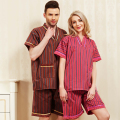 2017 Summer Pajama Sets 100% Cotton Cofortable Steaming Service Clients Wrap For Men And Women