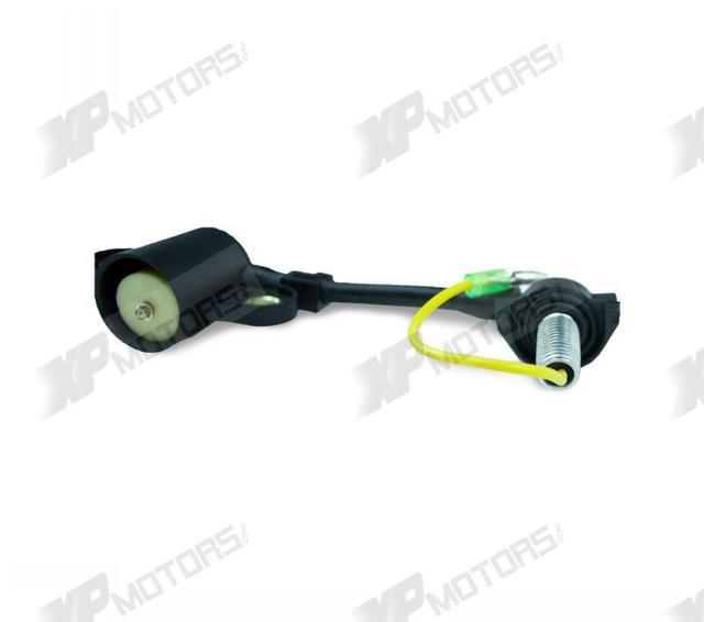New Oil Level Low Oil Sensor Switch For Honda GX160 GX200  sc 1 st  AliExpress.com & New Oil Level Low Oil Sensor Switch For Honda GX160 GX200-in Engines ...