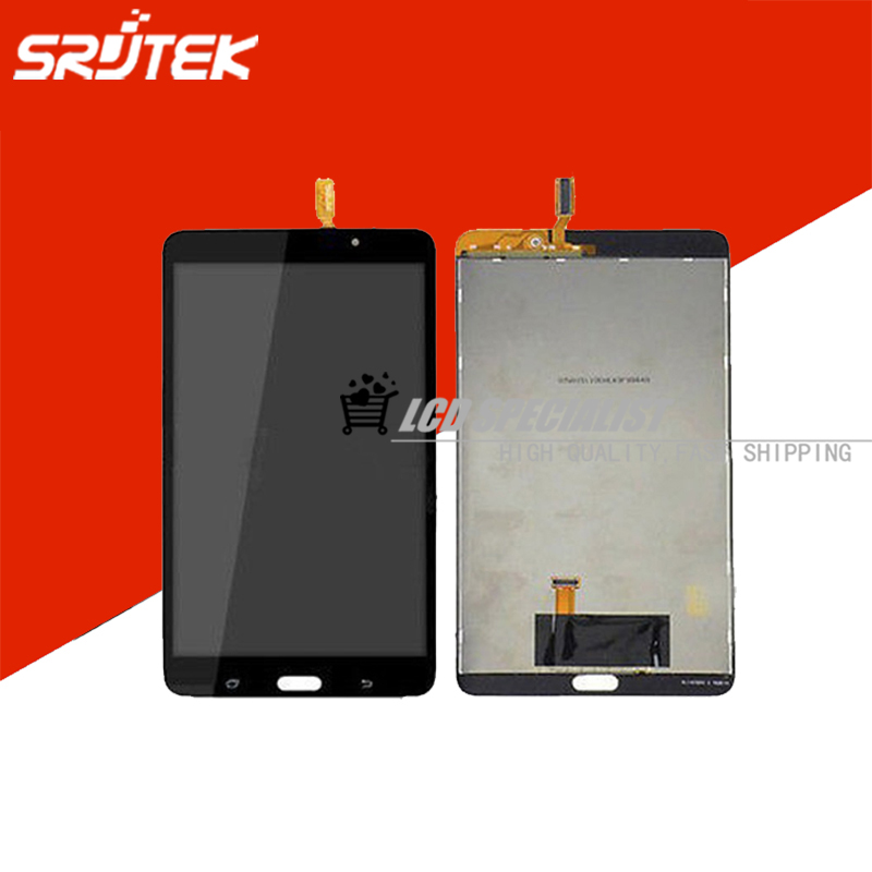 For Samsung Galaxy Tab 4 7.0 SM-T230 T230 LCD Display with Touch Screen Digitizer Full Assembly Black Replacement Parts