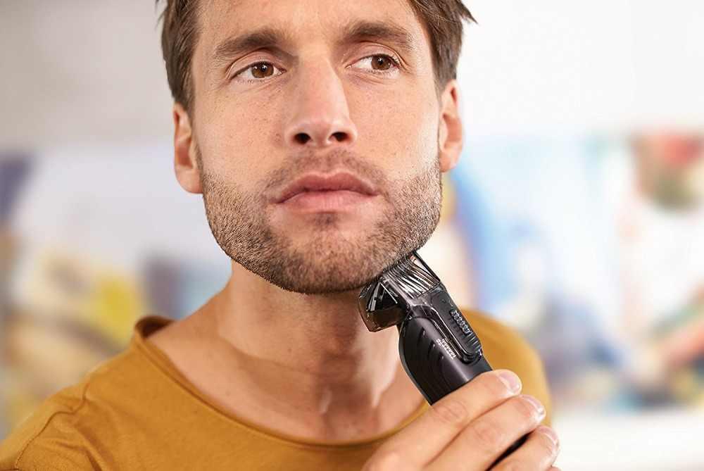 مجموعة تهذيب الشعر القابلة للغسل ، ماكينة قص الشعر للرجال ، ماكينة قص الشعر الكهربائية ، ماكينة قص الشعر