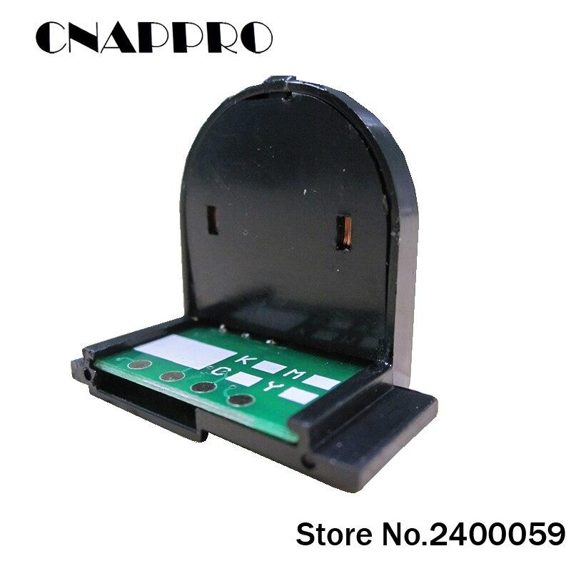 5 Sätze/los 106r01395 106r01392 106r01393 106r01394 Phaser6280 Phaser 6280 Drucker Tonerpatronenspäne Für Xerox Reset Chip