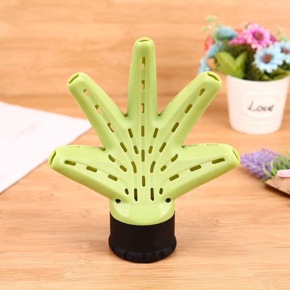 Hand Shape Plastic Hair Diffuser Plastic Dryer Professional Hairdressing Tool Salon Hairstyling Accessory For Curly Hair