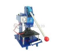 Manual Hot Foil Stamping Machine Tipper Bronzing Letterpress Printer 220V
