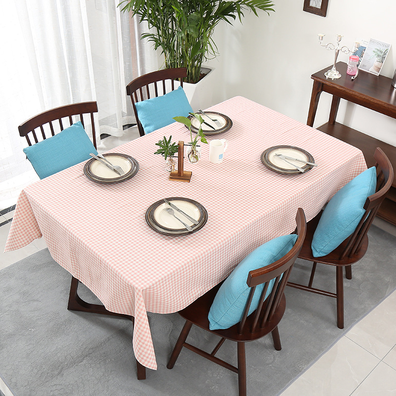 Modern Simple Tablecloth Pollution-resistant Oil-resistant Washable,Multi-dimensional lace tablecloth