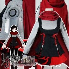 Compra ruby rose cosplay costume y disfruta del envío gratuito en ... 20c5d89f2951