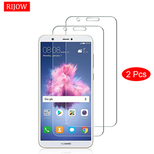 Image 1 - 2Pcs Glass For Huawei P Smart Tempered Glass for Huawei P Smart Plus Z Screen Protector Huawei 2019 2020 Glass Full Cover Film
