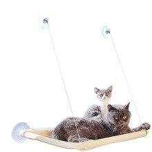 Cat Hammock Seat-Beds Hanging-Shelf Cat-Safe Window Cover-Cushion Bed-Mat Kennels Soft