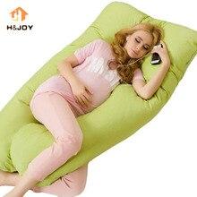Беременность подушки Подушка для всего тела для челнока