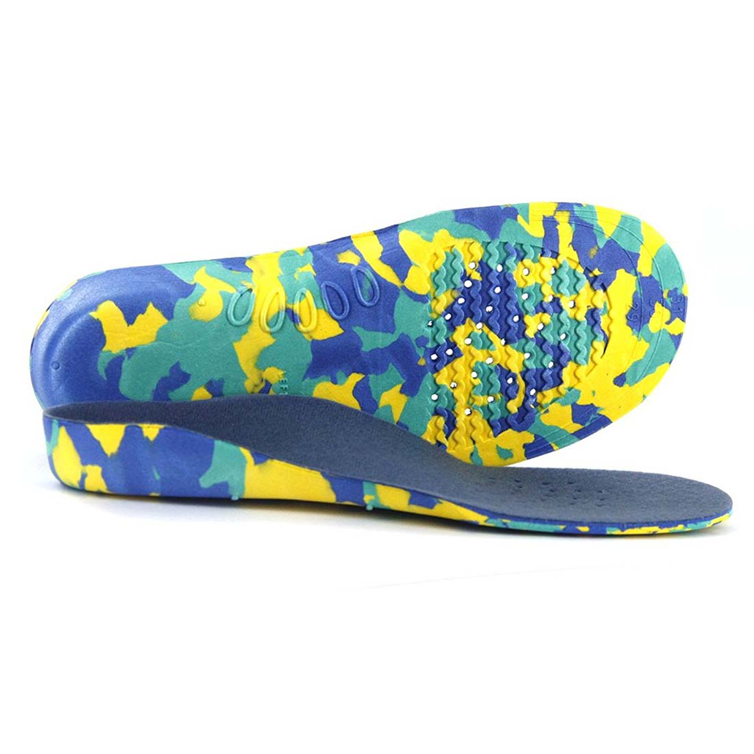 1 Pair Orthopedic insole arch Support Pads for Kids (L) commercial sea inflatable blue water slide with pool and arch for kids