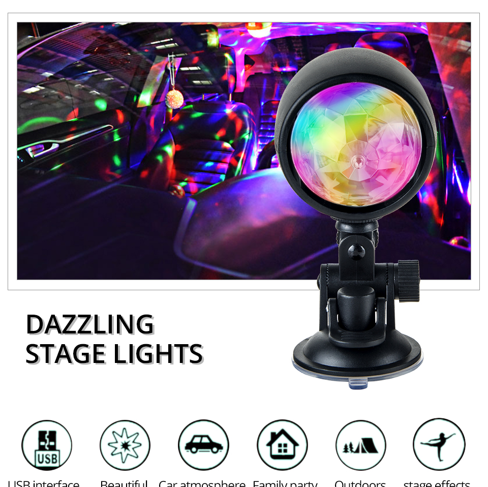 Car USB Atmosphere Light_01