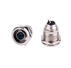 Wysokiej jakości 10 sztuk 3 Pin układu jezdnego żeńskie gniazdo Mini XLR styl złącze-zupełnie nowy
