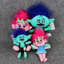 24 40cm Movie Trolls Poppy Branch stuffed plush Toy gift for Christmas