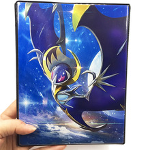 2018 New pokemon high – end collection album card book god thin card