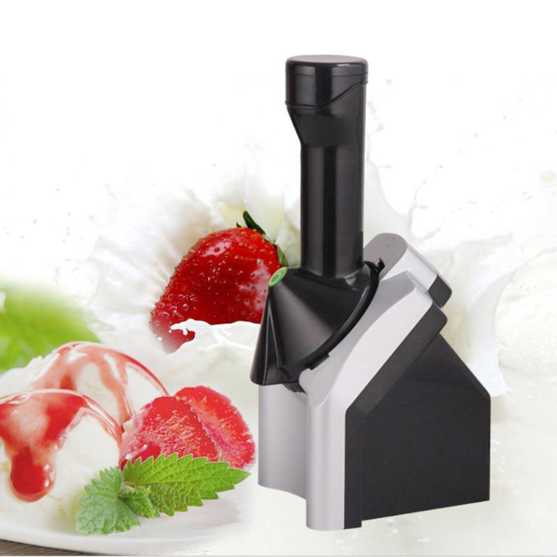 Automatic Fruit Ice Cream Maker Household Mini Electric Ice Cream EU Plug DIY production Swirlio Frozen Fruit Dessert Maker free shipping ice cream machine automatic household ice