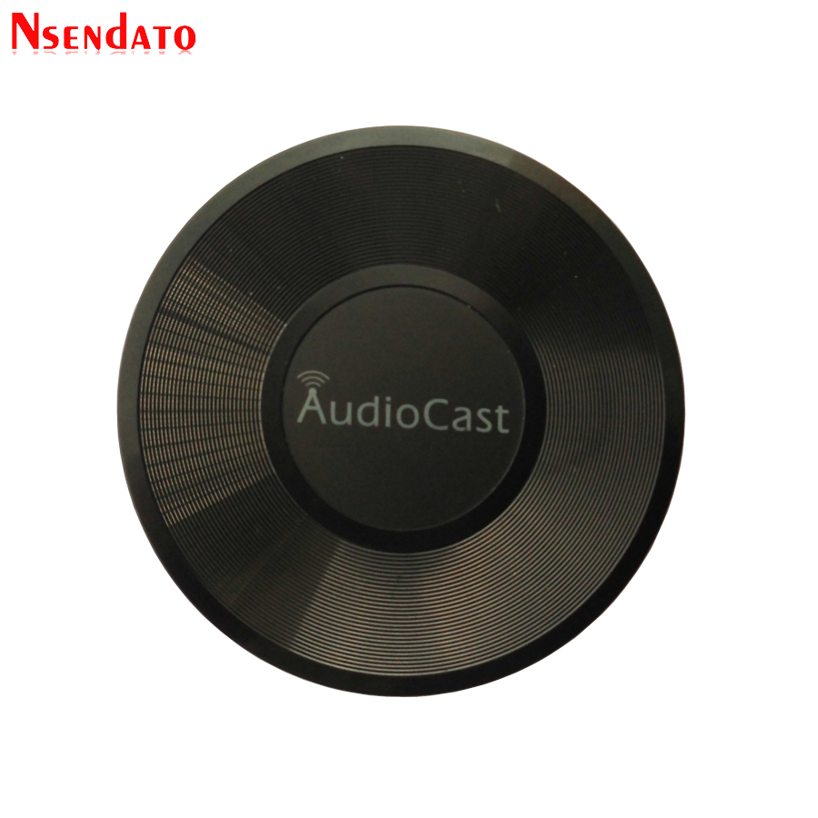 M5 AudioCast Airplay Wifi Music Audio Speaker Receiver 2 4G WIFI Hifi Music  DLNA Airplay Adapter Spotify Wireless Sound Streamer