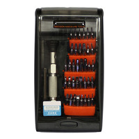 AKEMY JM 8151 38 In 1 Portable Hardware Hand Tools Set Precision Screwdriver Set Multifunction Tablet