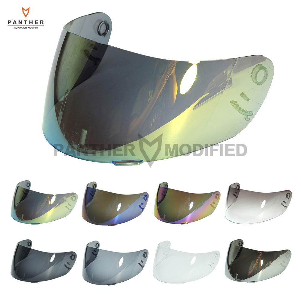 8 Colors Iridium Gold Motorcycle Helmet Visor Lens Full Face Shield Case for SHOEI CX1-V X11 Raid 2 XR1000 X-Spirit Multitech