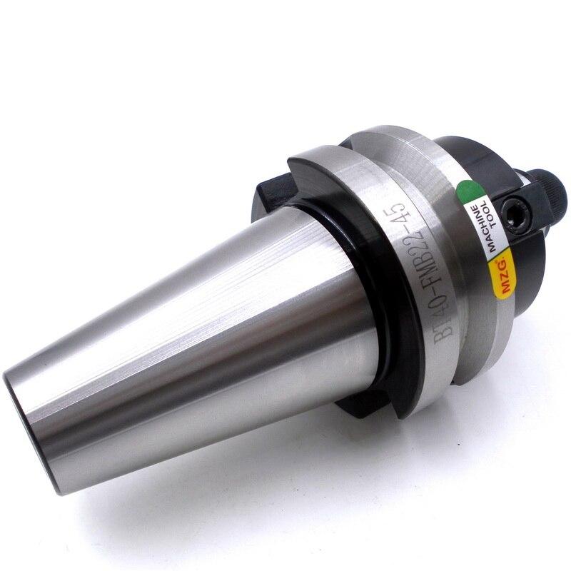 MZG BT40 FMB22 100 BT30-FMB BT40-FMB porte-outil tonnelle pour usinage des métaux