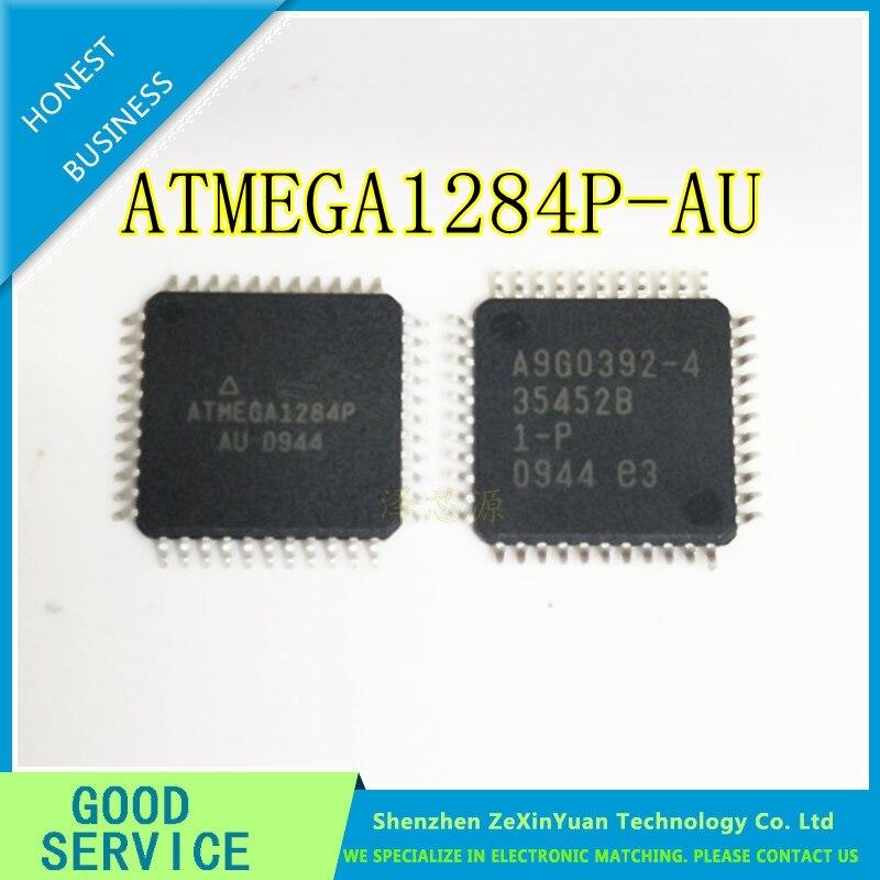 2PCS ATMEGA1284P-AU ATMEGA1284P ATMEGA1284 TQFP44  100% New original2PCS ATMEGA1284P-AU ATMEGA1284P ATMEGA1284 TQFP44  100% New original