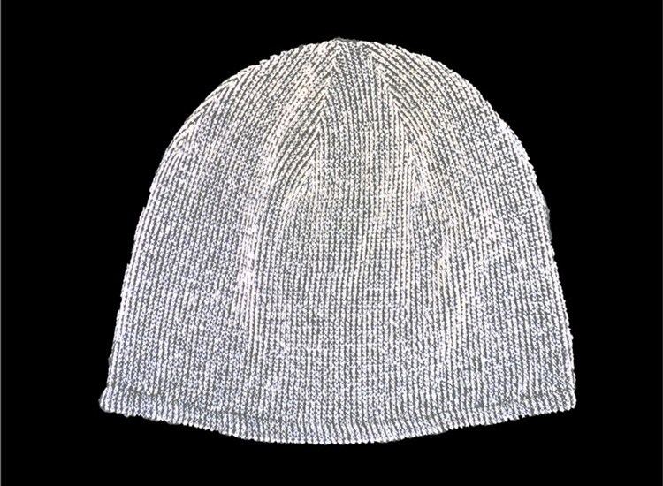 HTB1FhjzqQ9WBuNjSspeq6yz5VXan - TOHUIYAN Reflective Beanie Hat For Men Women Autumn Winter Warm Knitted Hats Skullies Bonnet Chapeu Feminino Gorras Knit Ski Cap