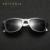 VEITHDIA Moda Espelho Óculos de Sol dos homens de Alumínio E Magnésio Óculos de Proteção Eyewear Feminino/Masculino Acessórios Óculos De Sol Para Mulheres/Homens