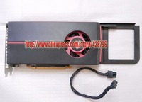 Oferta 109-C01657-01 Radeon HD 5770 1GB tarjeta de gráficos de Video para Pro A1186 Ma356 Ma970... A1289 Mc561... MC742ZM 639-0674 con Cable de alimentación