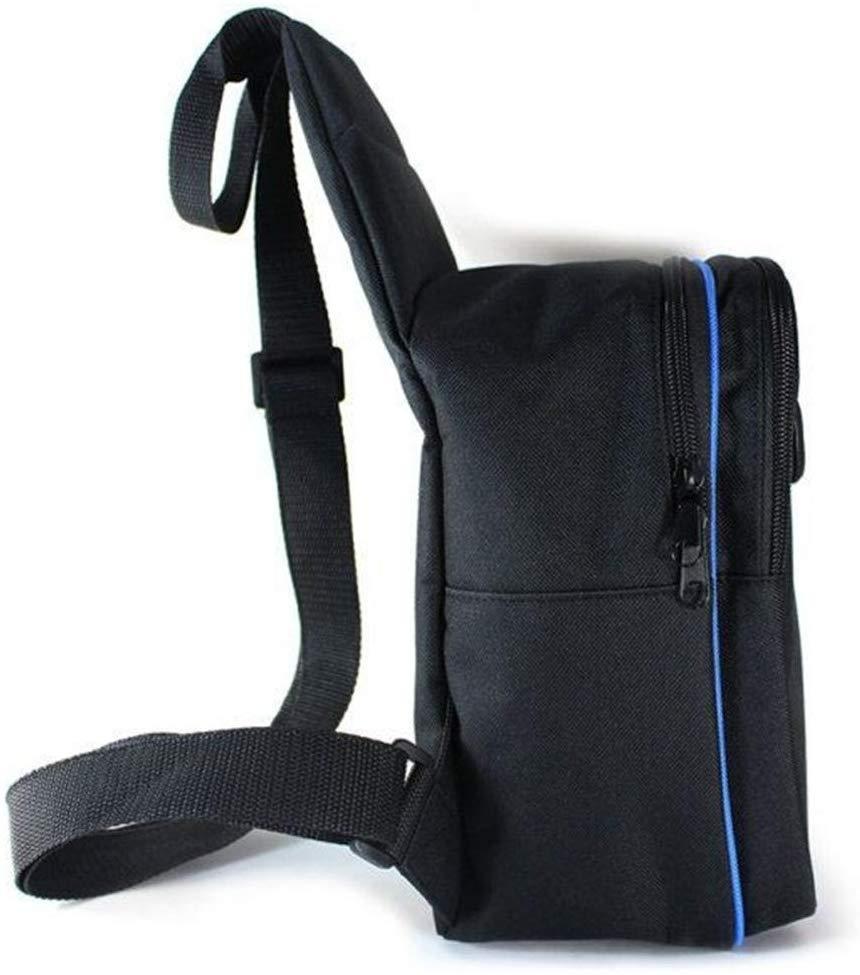 Купить с кэшбэком Travel Storage Bag For SONY PSVR PS4VR PS4 VR Helmet Glass PS Move+Dual USB Charging Dock Station Stand for PS VR Controller