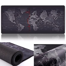 high quality Old World Map large pad mouse natural rubber notbook computer mousepad gaming mats to gamer