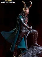 25cm Avengers Loki limited edition Action figure toys doll Christmas gift