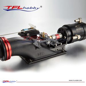 Image 2 - TFL Water jet propeller, jet pump, water jet, jet drive boat, remote control boat modification for RC Model Boat