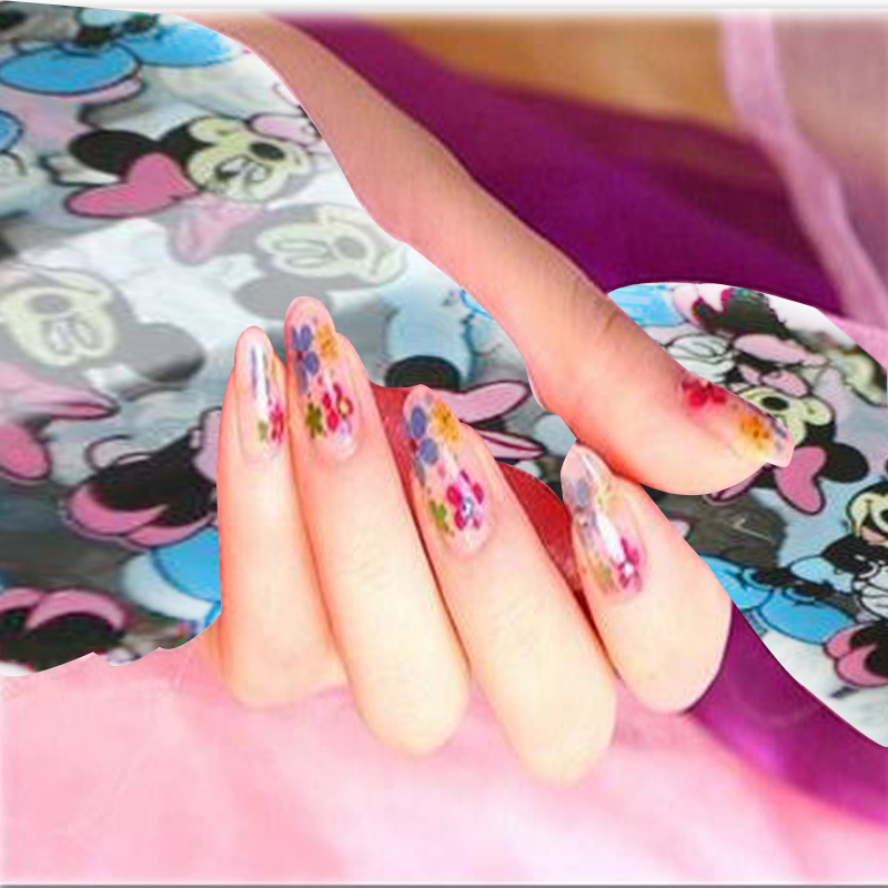 New arrival design nail stickers nail foil foil transfer film technology  Happy Mickey Love Head( - Compare Prices On Happy Design Nails- Online Shopping/Buy Low