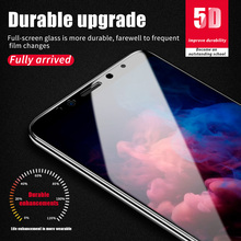ZNP 5D Screen Protector Tempered Glass For Xiaomi Redmi Note 5 5A Redmi 4X 5A 6A Protective Glass For Redmi 5 Plus 6 Pro S2 Film