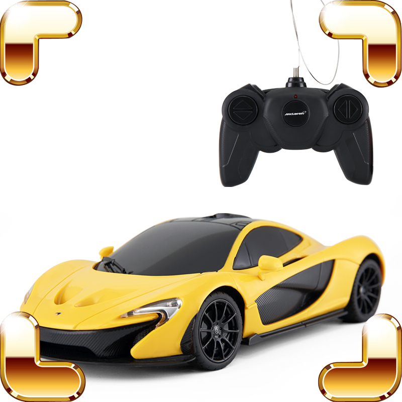 New Arrival Gift P1 1/24 RC Remote Control Mini Car Racer Toys Electric Easy Operate Fun Game Kids Favour Present Cool Speed Toy