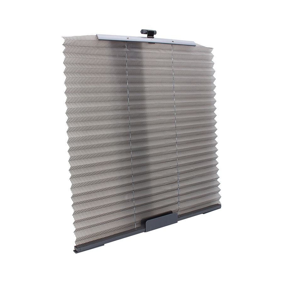 New Arrive Car Retractable Fold Fold Side Window Sun Shading Curtain Roller Blind Sunshade