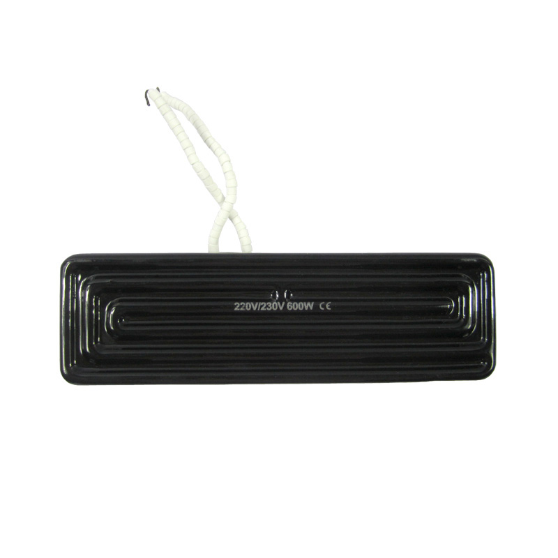 200x60mm 600W Infrared Bottom Ceramic Heating Plate For BGA Rework Station Honton R392 R490