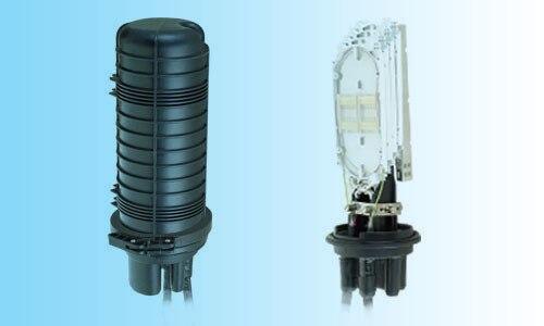 Grandway - D017 Fiber de câble fermeture Splice fermeture connecteur étanche boîtes rétractable