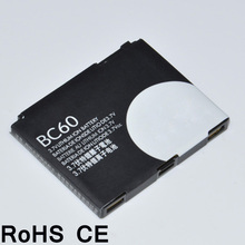 Дешево!!! 820 мАч BC60 Телефон Литий-ионная Аккумуляторная Глубокий Цикл Батареи Для Motorola C261, L2, SLVR L2, SLVR L6, SLVR L7