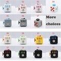 15 Цветов Непоседа Куб Игрушка-Раздражительность Magic Cube Забавный стол Игрушки Снимает Стресс Juguet Для Взрослых Новый Год Рождество подарок