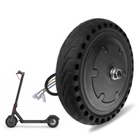 Motor / Explosion Proof Wheel Tire Set for Xiaomi M365 Scooter