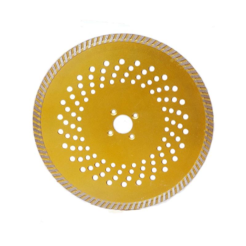 RIJILEI 9 pollici 230mm * 25,4 * 2,8 diamante ultrasottile disco - Lama per sega - Fotografia 2