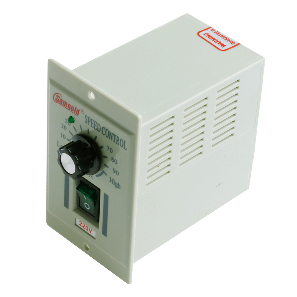 US AC 220V Motor Speed Control Controller For 0.01-400W DC 0-90V 1/3ph