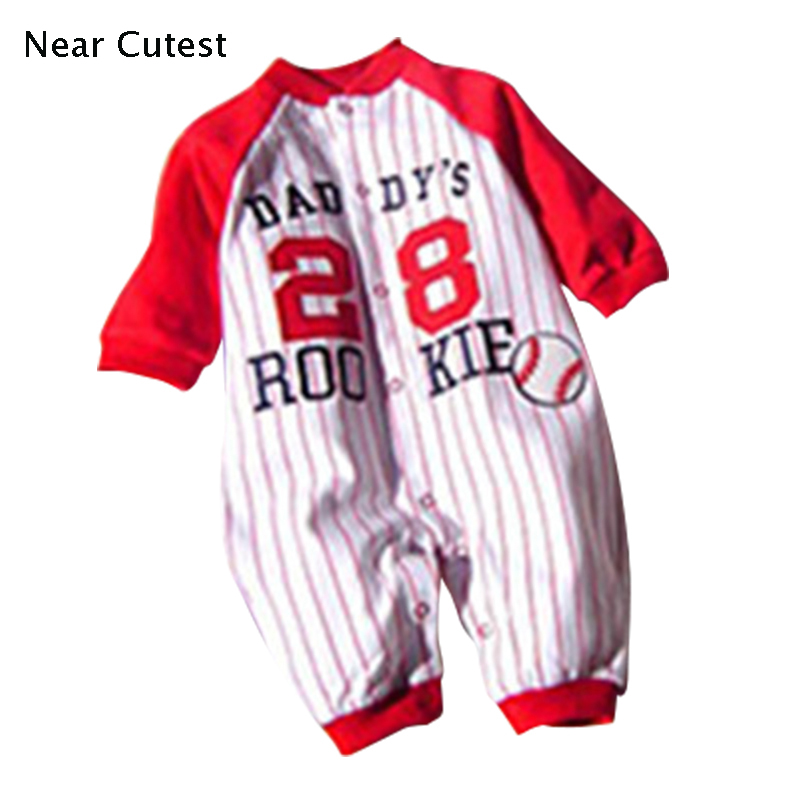 Near Cutest Baby Girls Boy Clothes Baby Rompers Ropa Bebe Cotton Newborn Babies Infantial Jumpsuit Romper Baby Clothing summer 2017 navy baby boys rompers infant sailor suit jumpsuit roupas meninos body ropa bebe romper newborn baby boy clothes