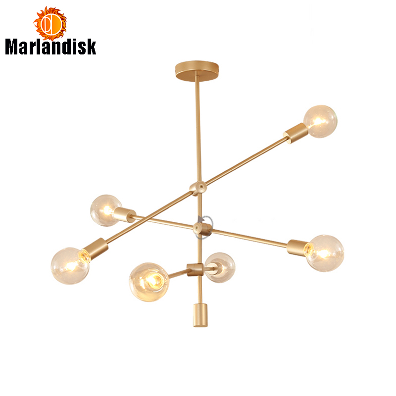 Post-modern Simple Hanging Pendant Lamp Light LED Minimalist Gold Bar Stair Foyer Living Room Dining Room Hanging Ceiling Lamp [dbf]modern led pendant light foyer dining room light modern pendant light hanging lamp loft bar beat cement pendant e14 holder