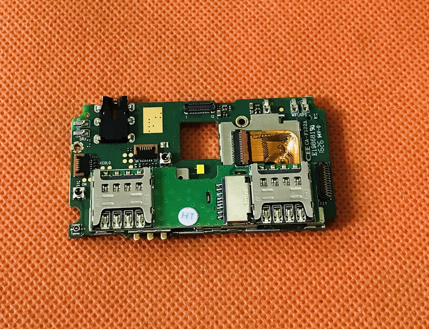 Used Original mainboard 2G RAM+16G ROM Motherboard for OUKITEL K4000 Lite MTK6735 Quad Core Free shipping