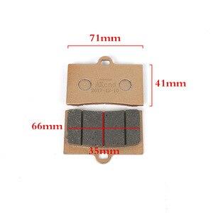 Image 2 - Motorcycle brake caliper 40mm/100mm/84mm/82mm hole distance brake shoe AKCND/ADL/RPM For yamaha honda DUCATI Kawasaki  SUZUKI