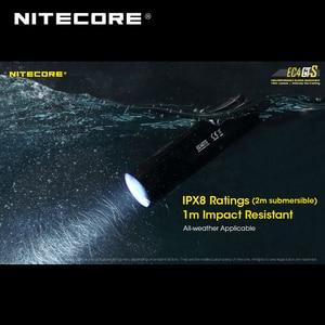 Image 5 - Wysokowydajna latarka Nitecore EC4GTS CREE XHP35 HD LED 1800 lumenów